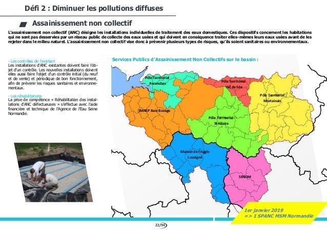 22/94 L'assainissement non collectif (ANC) désigne les installations individuelles de traitement des eaux domestiques. Ces...