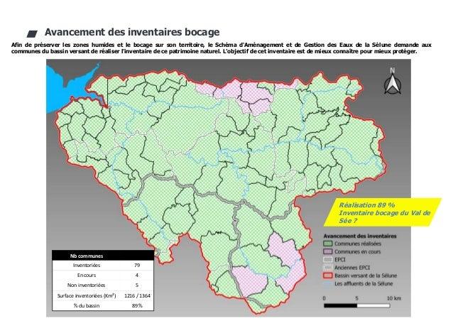 27/94 CDC du Val de Sée Afin de préserver les zones humides et le bocage sur son territoire, le Schéma d'Aménagement et de...