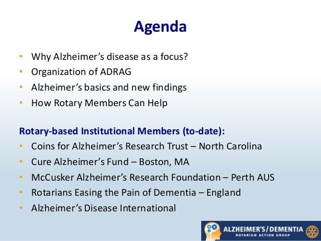 Alzheimer's disease - Wikipedia