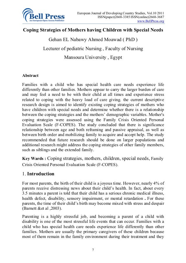 European Journal of Developing Country Studies, Vol.10 2011                                             ISSN(paper)2668-33...