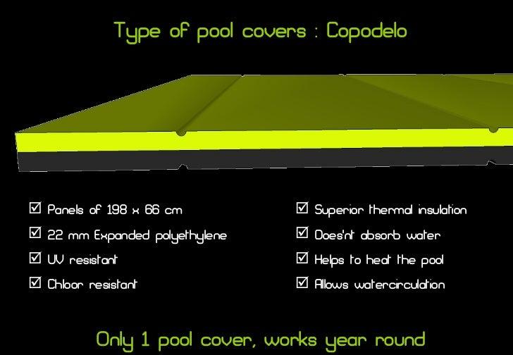 Copodelo Solar Pool Cover