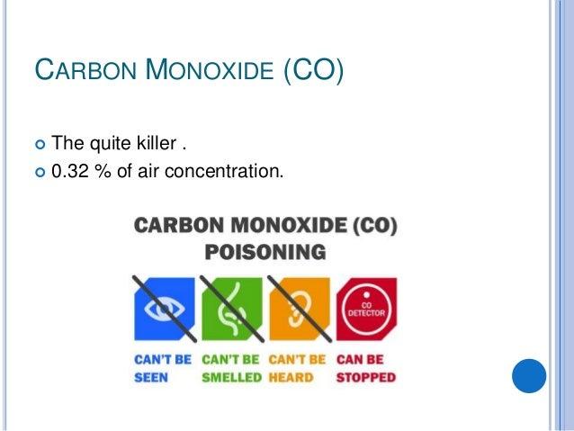 Co poisoning Slide 2