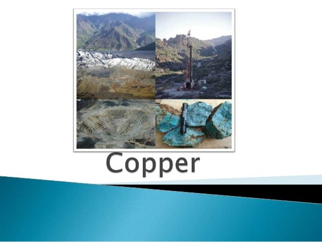 Factors affecting Demand for Copper•   Urbanisation•   Increase in Investors•   Speculation•   Inflation in Prices