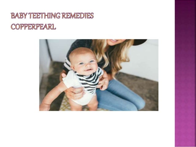 Take to the teether. It's not rocket science, and it's the method most of us probably try first, but don't discount a good...