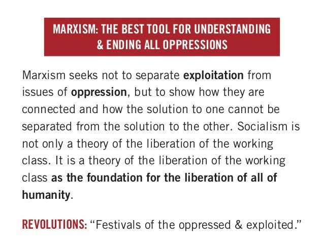 how does marxist theory view class The short answer to the question would be that marxists claim that the state  in  essence the state is the consequence of a class based society.