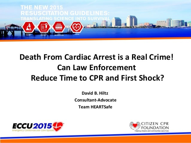 Death From Cardiac Arrest Is A Real Crime Vcan Law