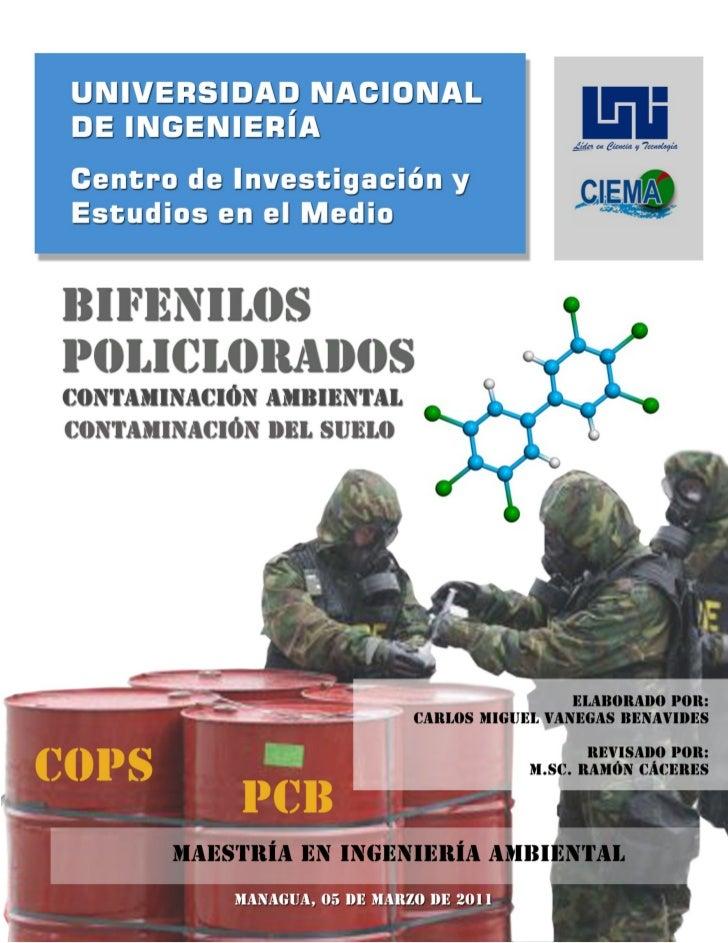 Contaminación Ambiental por Bifenilos Policlorados