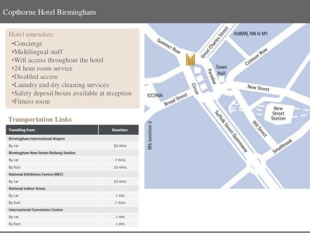 Copthorne hotel birmingham Slide 3