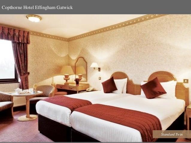 Copthorne Hotel Gatwick Restaurant Menu