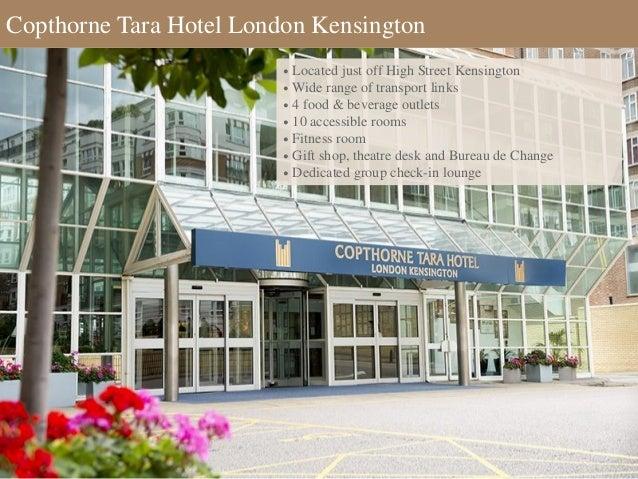 copthorne hotel tara london kensington. Black Bedroom Furniture Sets. Home Design Ideas