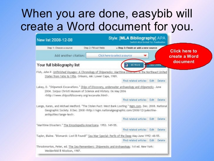 easybib research ready V bryan - manemediainfo - 2017 oliveira - database articles for research paper on macbeth - student handout lesson overview 1 get edueasybibcom ready before going to a database.
