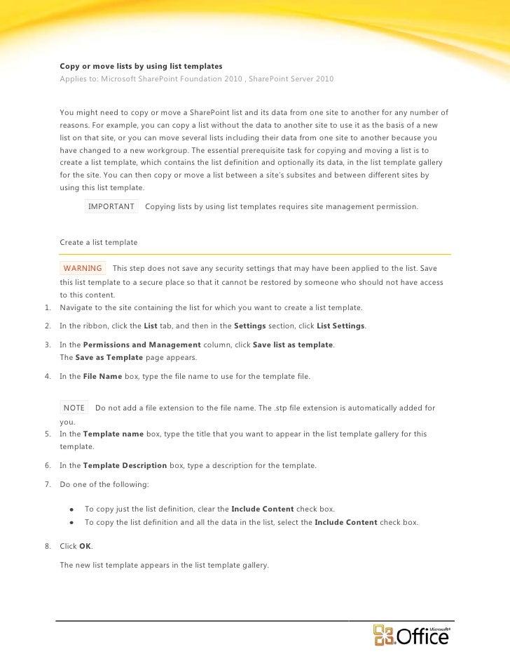 sharepoint 2013 list template gallery