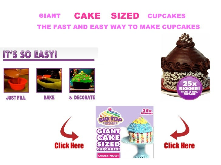 GIANT CAKE SIZED CUPCAKES THE FAST AND EASY WAY TO MAKE CUPCAKES