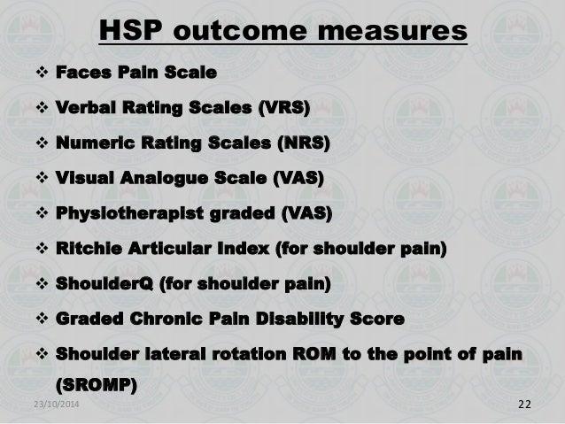 hemiplegic shoulder pain