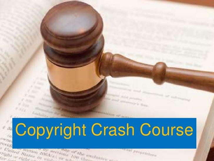 Copyright Crash Course<br />
