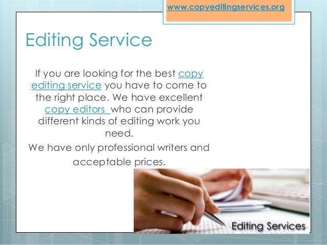 need for copyediting services Professional copyediting and proofreading services for students and authors we offer professional editing work who is struggling with their scholarly papers.