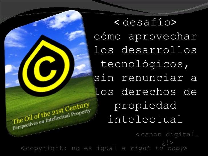Copyfight o el incierto futuro de copyright - Sinonimos de aprovechar ...