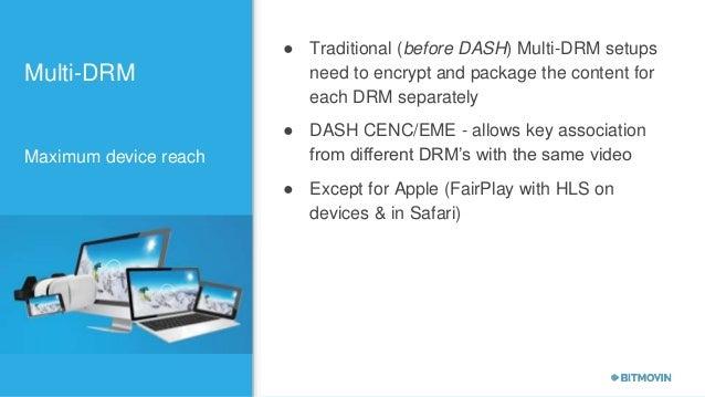 DRM Basics With Irdeto and Bitmovin