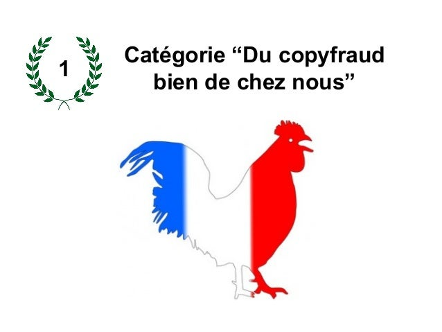 Copyfraud Awards 2015 Slide 2