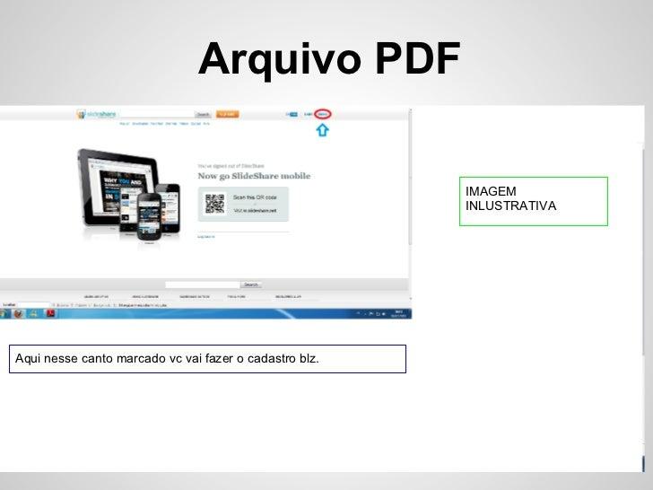 Arquivo PDF                                                        IMAGEM                                                 ...