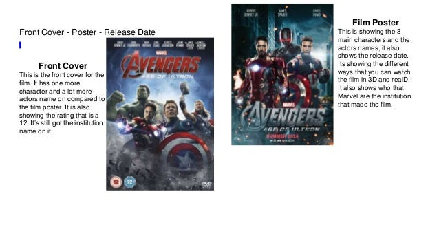 Copy of avengers age of ultron
