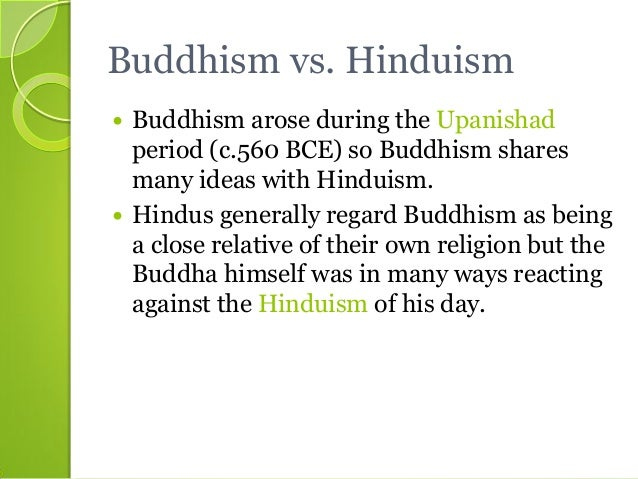 buddhism powerpoint buddhism vs