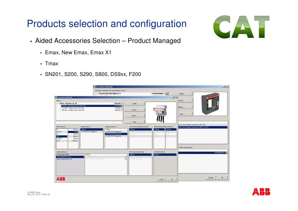 Abb Software Tools Cat 7