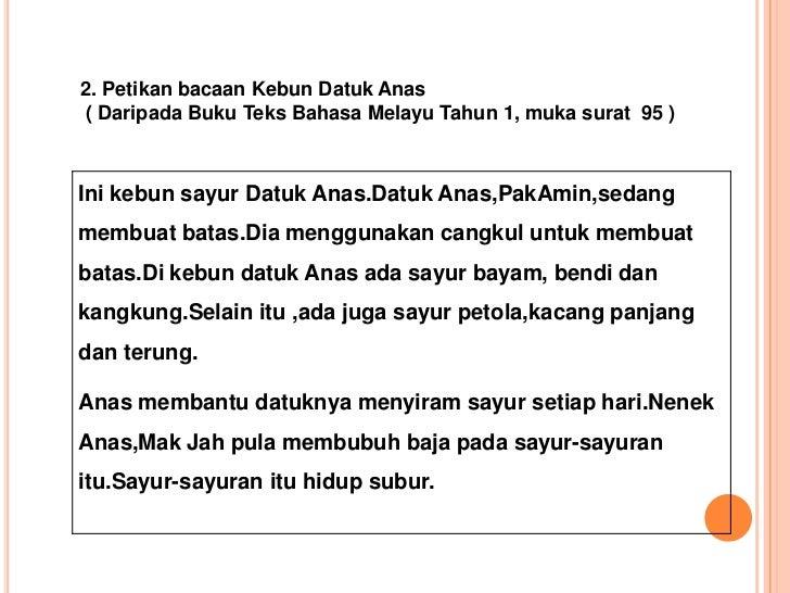 Bahasa Melayu Tahun 4 Surat Tidak Rasmi Surat Rasmi Q