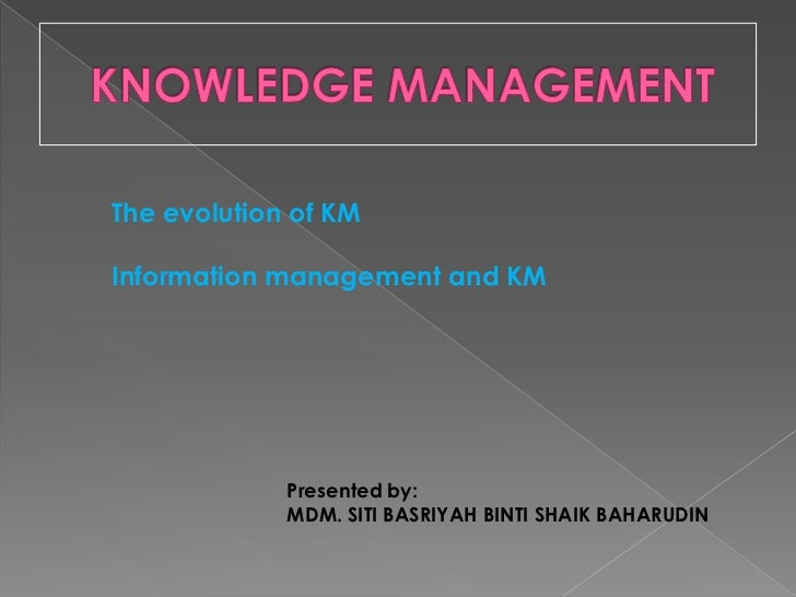 Closely linked to learning by doing</li></ul>http://knowledgeandmanagement.wordpress.com/seci-model-nonaka-takeuchi/<br />