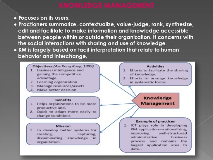 IMPORTANCE OF KM FOR COMPETITIVE <br />EDGE IN THE K-ECONOMY<br /><ul><li> K-economy is about knowledge and the ability to...
