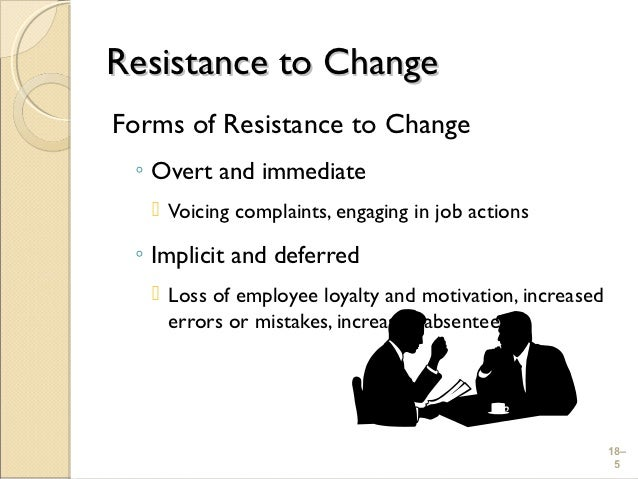 resistance to change and stress Note that implementing cross-training during a time of change may increase stress, because some staff members may feel as if their jobs are threatened wait to implement cross-training as things.