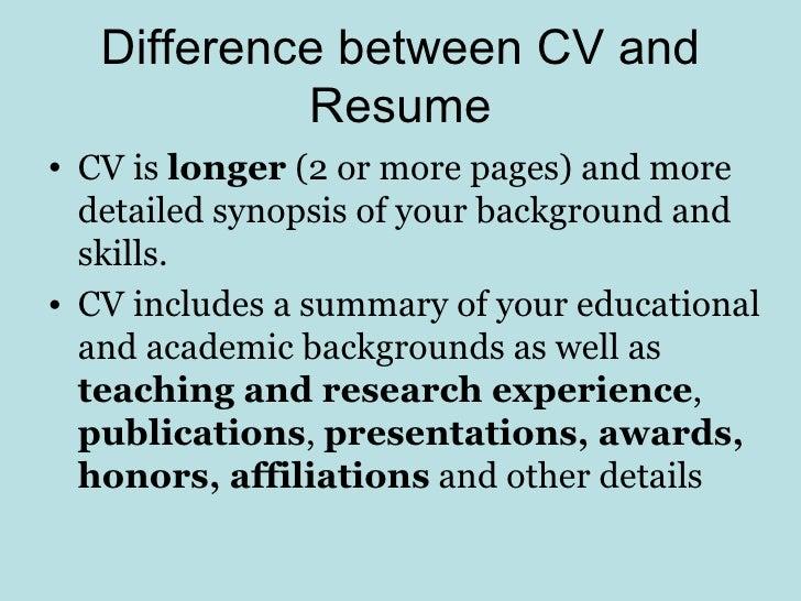 resume word origin