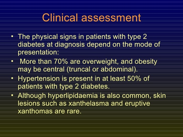 the diagnosis and treatment for type ii diabetes Webmd's comprehensive guide to the diagnosis and treatment of diabetes professionals on your diabetes treatment type 2 diabetes who need to lose weight.