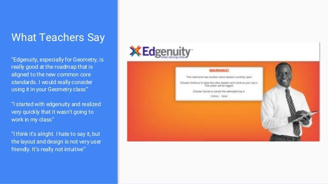 Khan Academy vs. Edgenuity