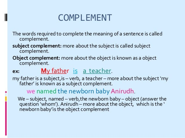 ADJUNCT When we put the questions 'where', 'when', 'why', and 'how' to the verb in a sentence, we get as the answer is the...