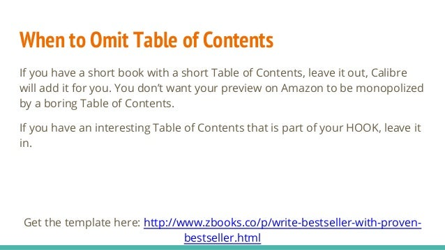How To Format Your Manuscript for Kindle - The Quickest and Easiest W…