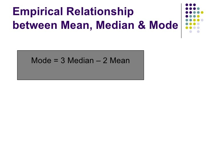 what does a stable relationship mean and median