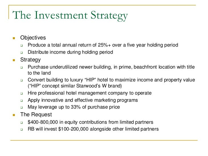 Investment Proposal Image Titled Write An Investor Proposal Letter