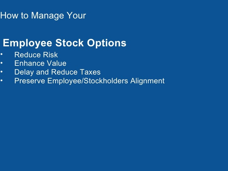Stock options awarded to employees