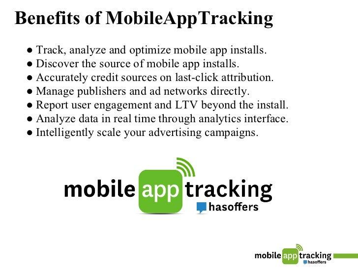 Mobile App Tracking - How it Works Slide 3