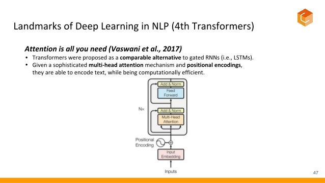 NLP in the Deep Learning Era: the story so far