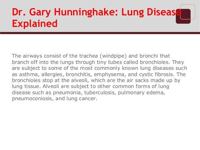 3 dr gary hunninghake