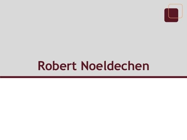 Robert Noeldechen