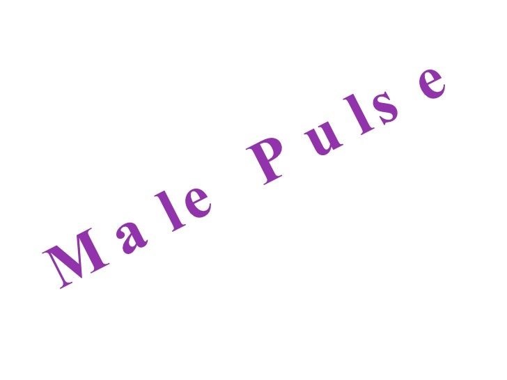 Male Pulse