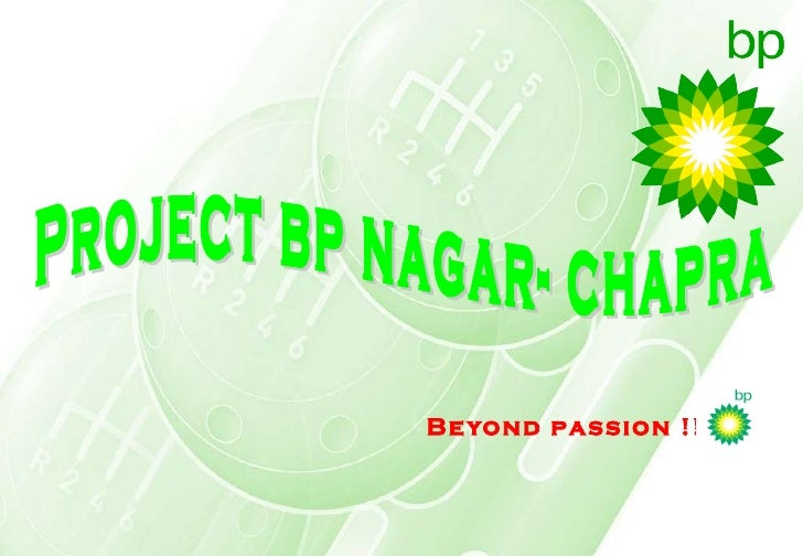 Beyond passion !! Project bp nagar- chapra
