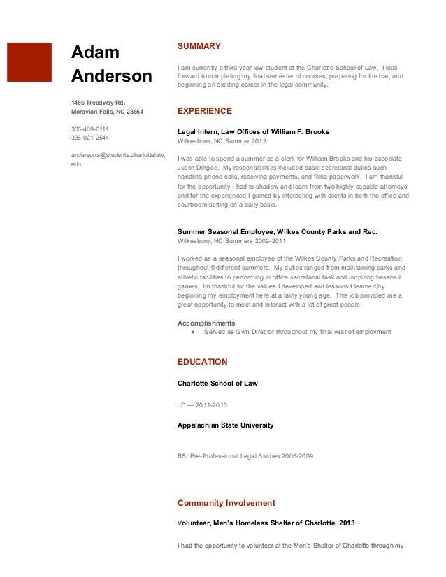 Copyof Resume Standard. AdamAnderson1486 Treadway Rd.Moravian Falls, NC  2865433646961113369212544andersona@students.  Standard Resume
