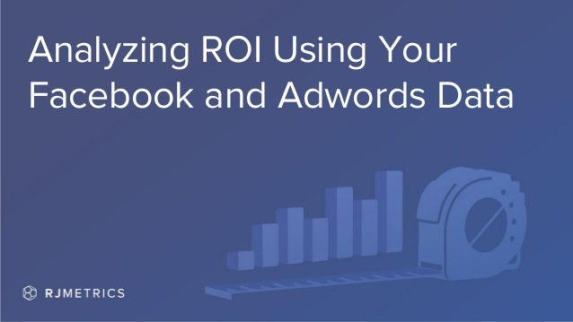 Analyzing ROI Using Your Facebook and Adwords Data
