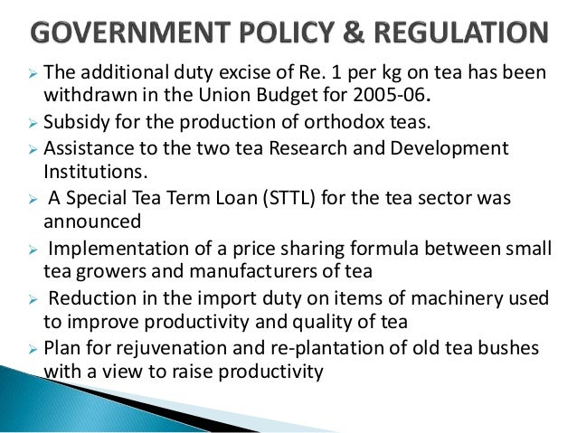 tea industry analysis essays View essay - honest tea final mkt plan from mar 4824 at university of  teas  current market condition, competitive and macro situation analysis as well as.