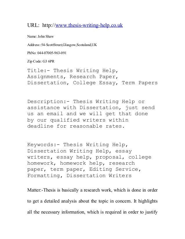 Help On Dissertation ✏️ : Custom essay writing company