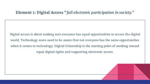 9 Elements of Digital Citizenship and the 5 fluencies.